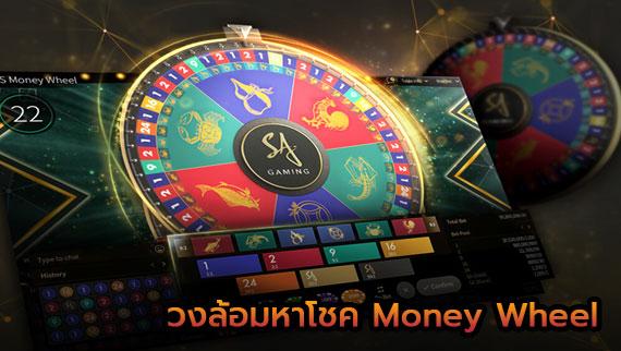 วงล้อมหาโชค Money Wheel